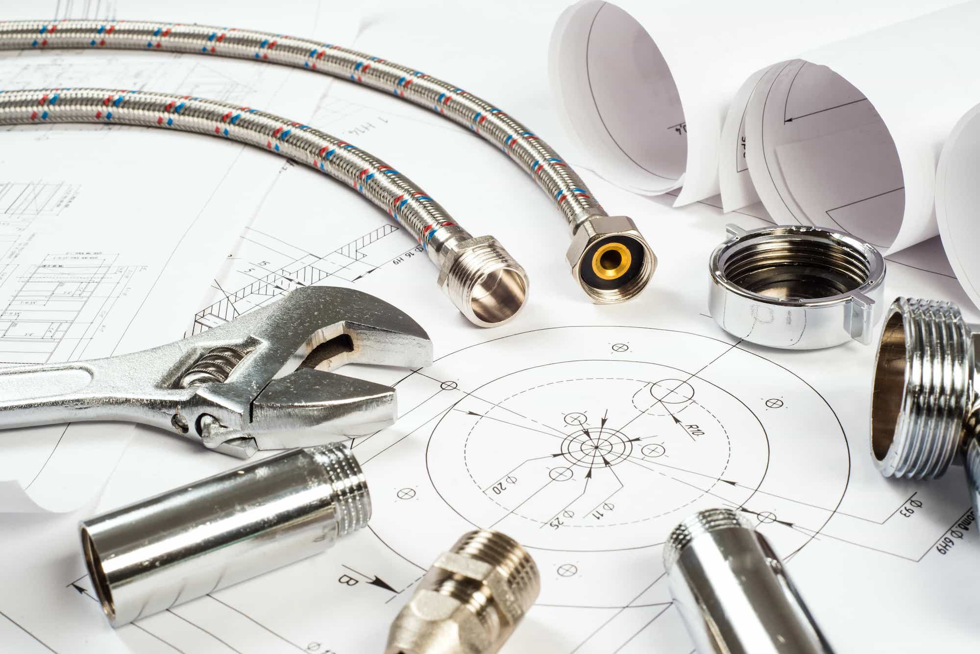 plumbing tools and supplies