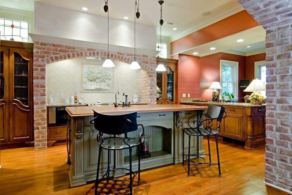 modern remodeled kitchen