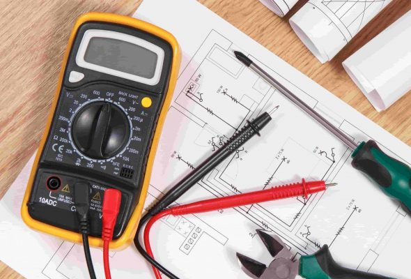 electrician in independence meter